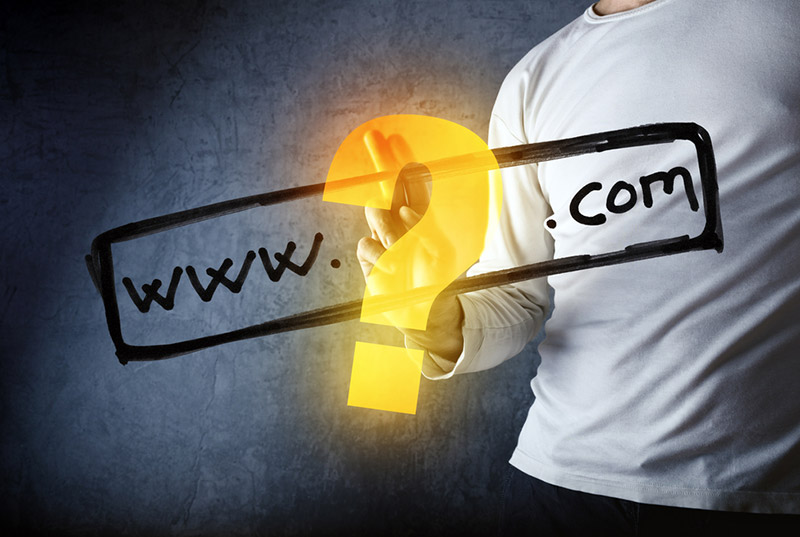 Domain Name Issues: Tread Carefully